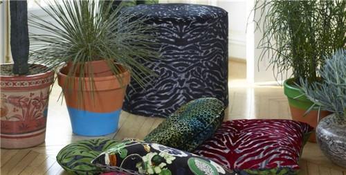 创意个性花卉图案为本季家纺带来全新视觉盛宴(图)