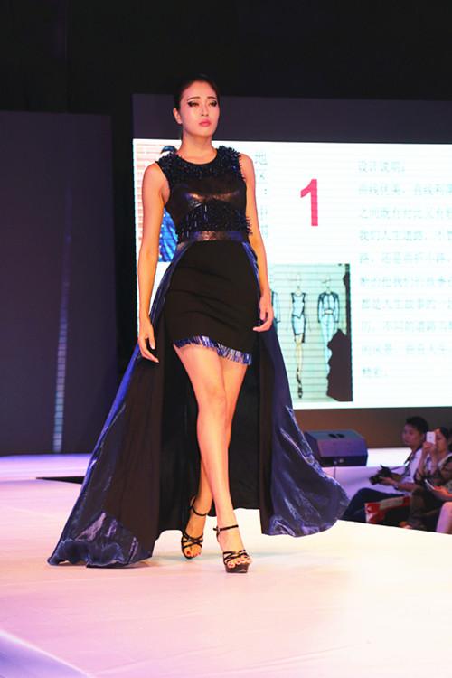 2015年东莞市服装设计师职业技能竞赛图片